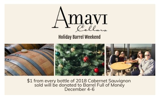Holiday Barrel Weekend
