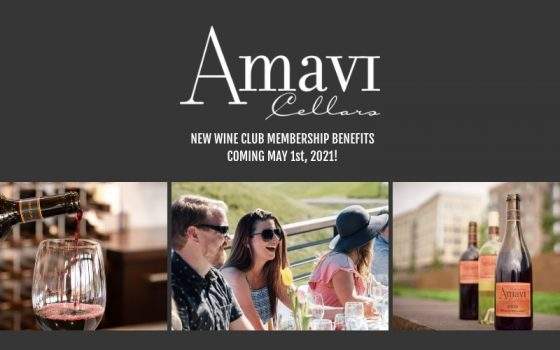 New Wine Club Membership Benefits