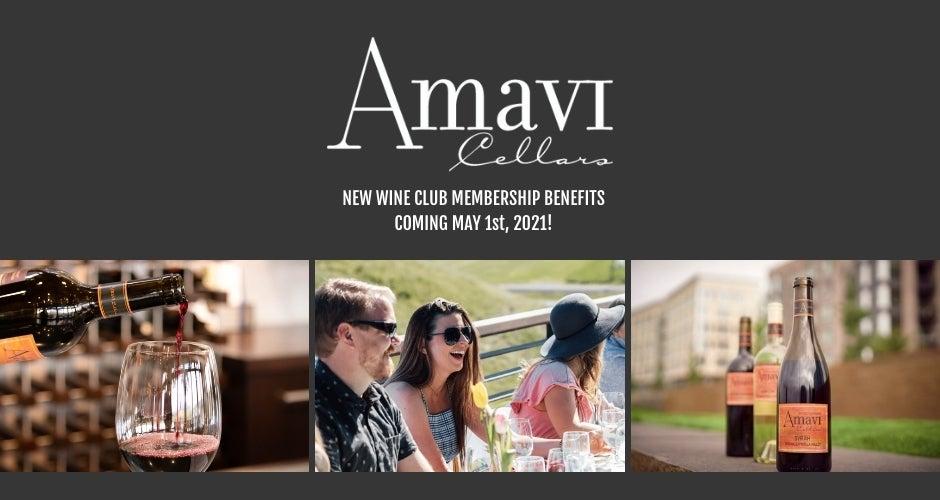 New Wine Club Membership Benefits 2