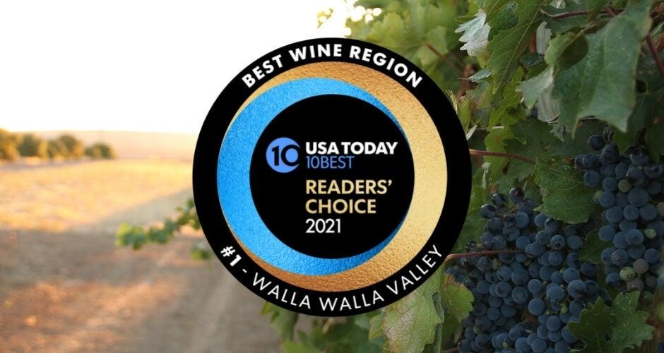America's Best Wine Region is Walla Walla! 1